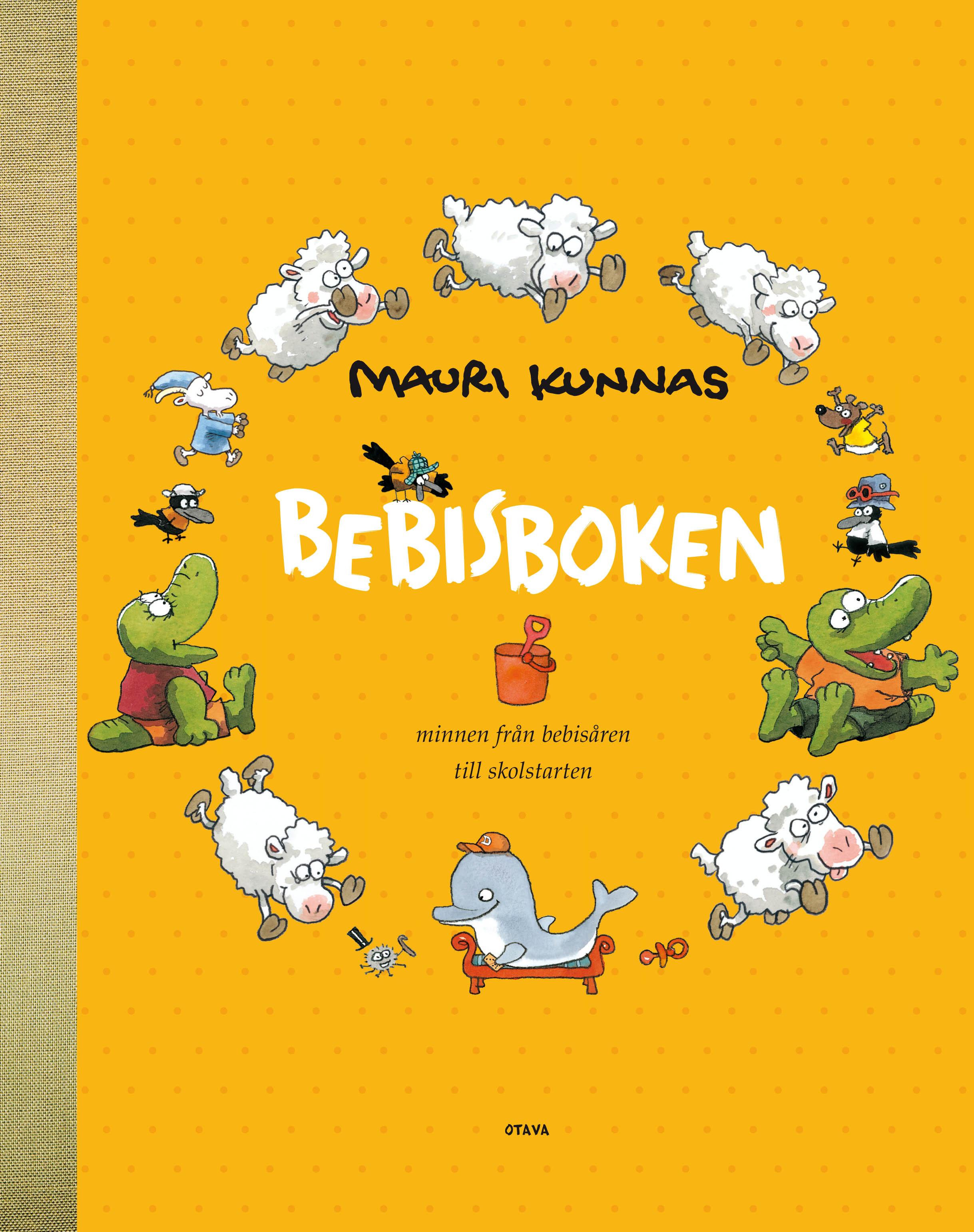 Mauri Kunnas: Bebisboken