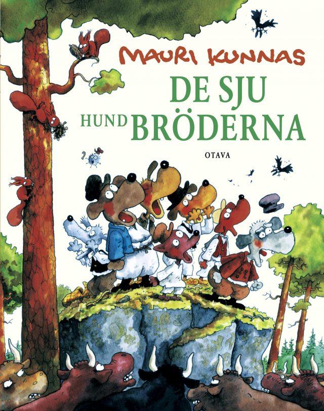 Mauri Kunnas: De sju hundbröderna