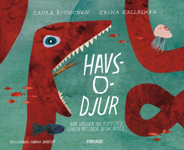 Laura Ruohonen, Erika Kallasmaa: Havsodjur