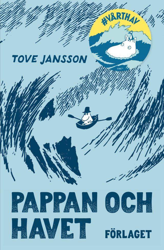 Tove Jansson: Pappan och havet – jubileumsutgåva