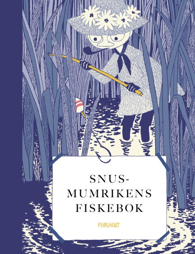 Miina Mäki, Anni Pöyhtäri: Snusmumrikens fiskebok