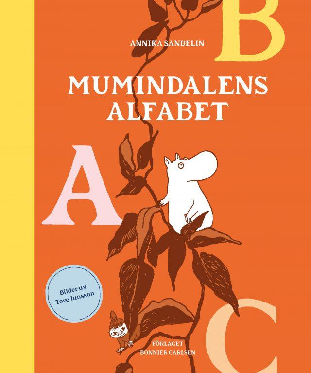 Annika Sandelin: Mumindalens alfabet