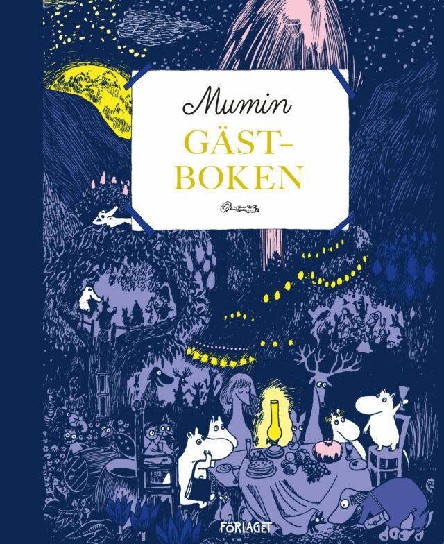 Tove Jansson: Mumin – Gästboken
