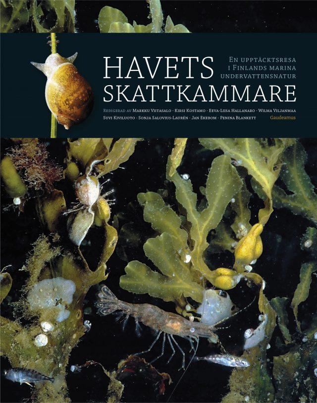 Markku Viitasalo m.fl.: Havets skattkammare – En upptäcktsresa i Finlands marina undervattensnatur