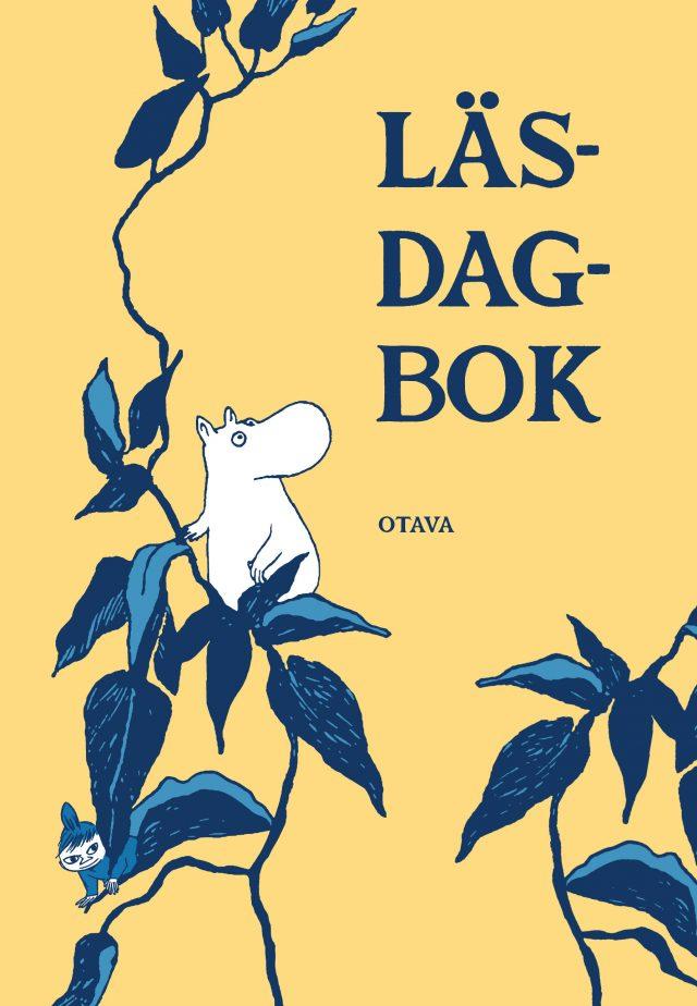 Otava: Mumin Läsdagbok – för barn