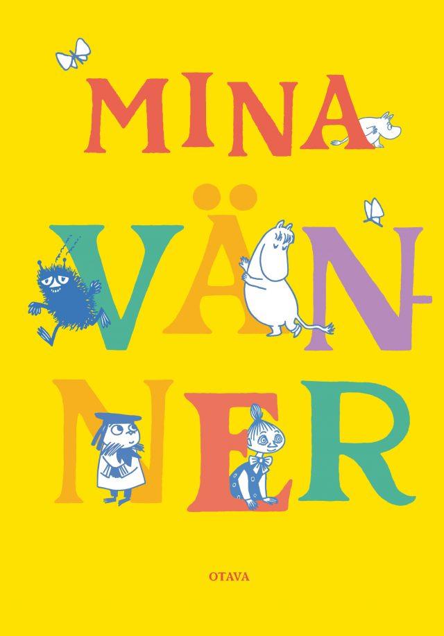 Otava: Mumin Mina vänner – för barn