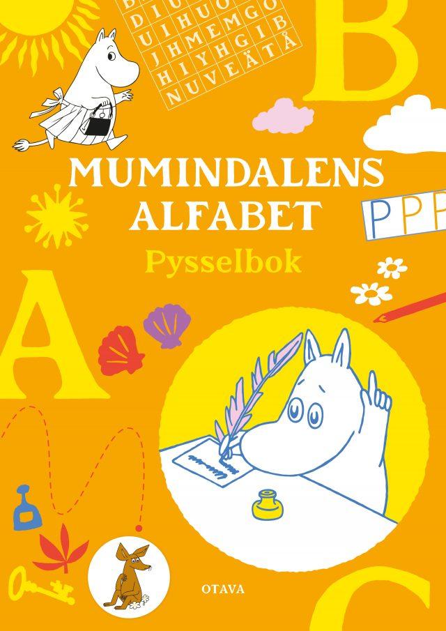 Otava: Mumindalens alfabet – pysselbok